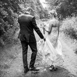 Mijn eerste bruiloft fotoshoot