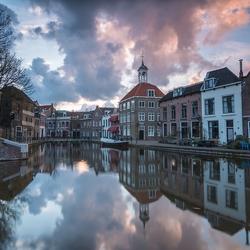 Schiedam reflections