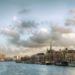 Cloudy Amstel