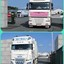 collage  DAF XF 105  en  DAF XF euro 6   28aug 2017
