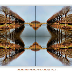 Herfstspiegeling en Reflectie.2