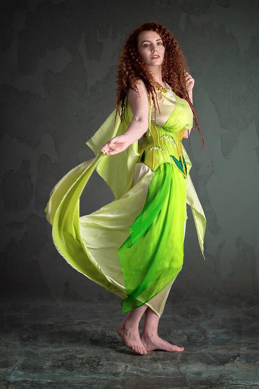 dancing - Myrna Moonstruck