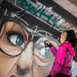 Graffiti Kunstenares!