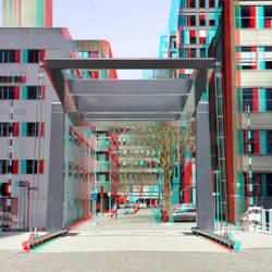 Wijnhavenbrug Rotterdam 3D