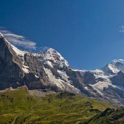 Jungfrau, Monch en Eiger (Zwitserland)