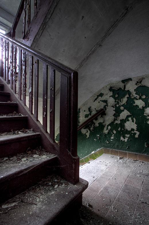 Soviet Barracks 9 - Op 23-9-2010 hebben Jos en ik een bezoek gebracht aan deze Russische basis.<br /> Voor die tijd is het een SS basis geweest.<br /