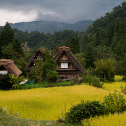 Japanse Alpen