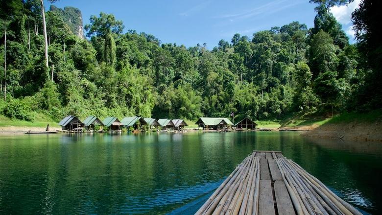 Bamboeraft Khao Sok National Park