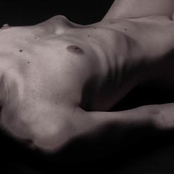 Het lichaam van de vrouw