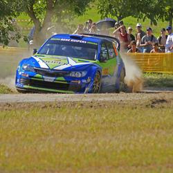 WRC rally 2010 Freisen