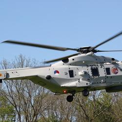 De Helikopter van de Marine , de N 318