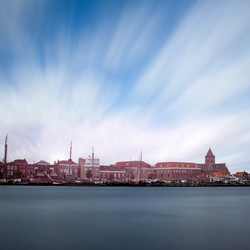 Kampen Long exposure