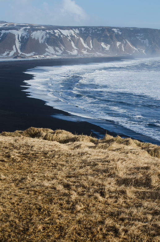 Iceland - Reynisfjara Beach -