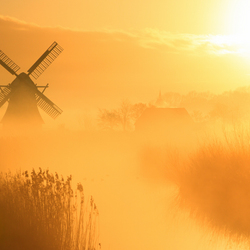 Windmill calling me
