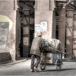 Op straat in Marrakech 5