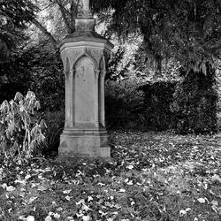 Oude begraafplaats Rheine 5