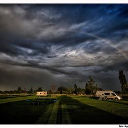 In Holland is een regenboog