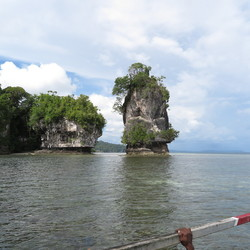 Biak, Papua, kampong Padwa