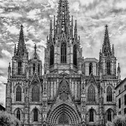 Cathedraal of Barcelona (La Seu)