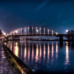 Wilhelminabrug Oranje 1
