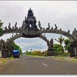 Poort van Bali
