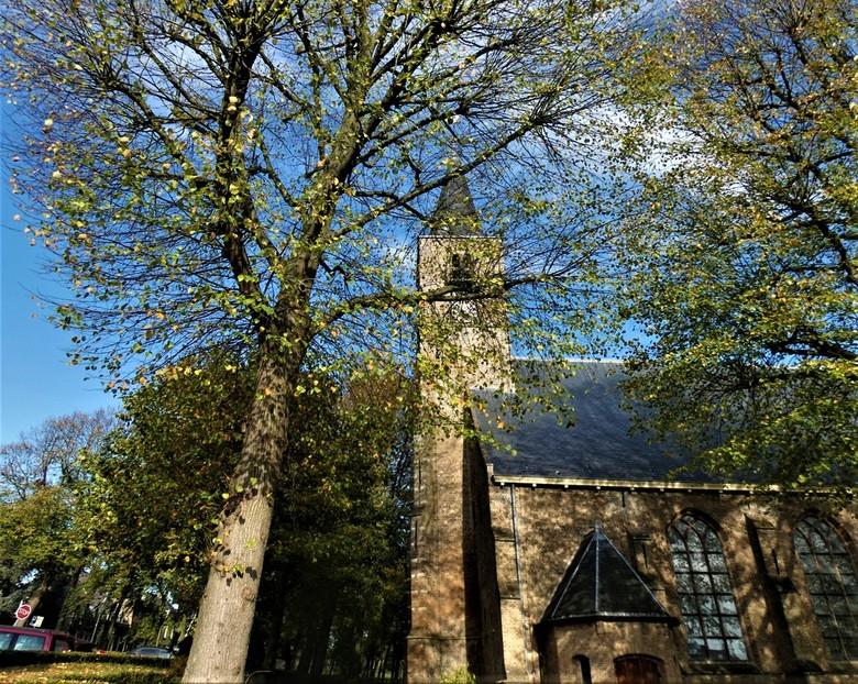 oude kerk te Rhoon (1) -