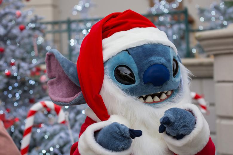 Stitch - Zo schattig deze kerst Stitch