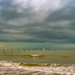 Aan de Belgische kust