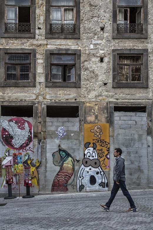 Portugal 38 - Fotogeniek is het in ieder geval wel.