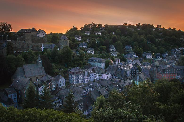 Panorama Monschau -