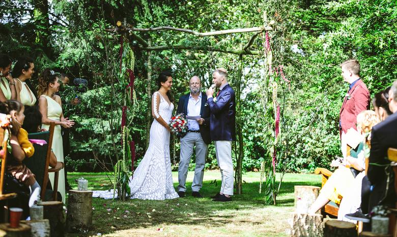 D&N bruiloft  -