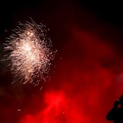 Vuurwerk fotograferen