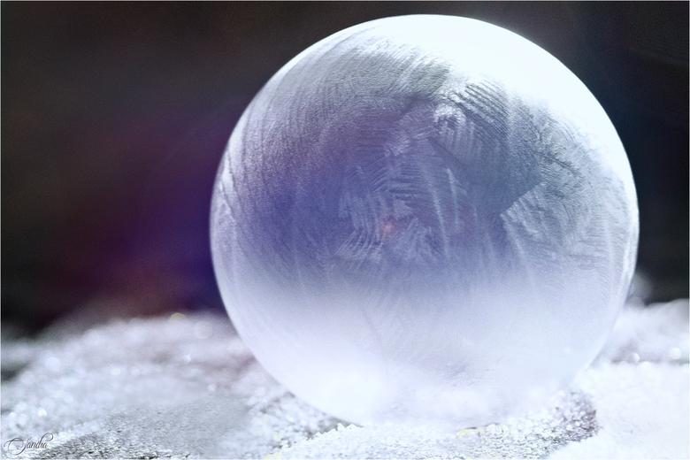 bevroren bel -