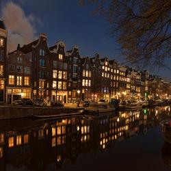 Amsterdam : Prinsengracht.