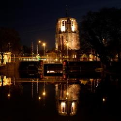 Leeuwarden by night