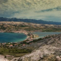 Pag (Otok Pag, Kroatie)