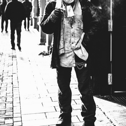 Meet the street guy