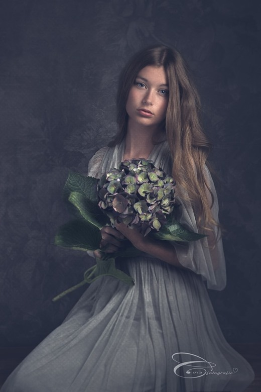 Painterly Tess -