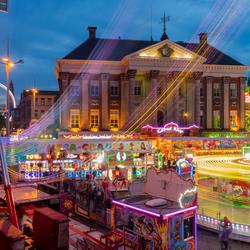 Kermis. Groningen