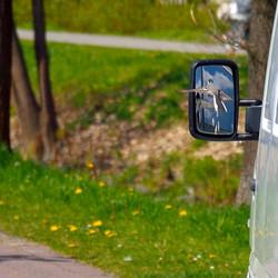 Spiegeltje Spiegeltje wie is het mooiste Kwikstaart.....!