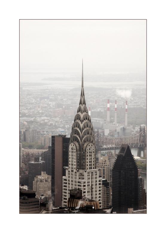 NY Chrysler Building -