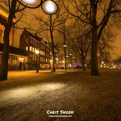 Light droplets - Amsterdam Light Festival 2016