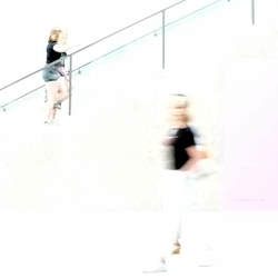 patches of women in motion
