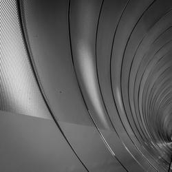 Muur metrostation
