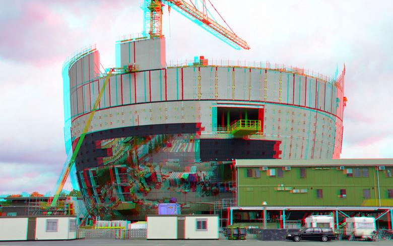 Depot Boijmans Rotterdam 3D - Depot Boijmans Rotterdam 3D