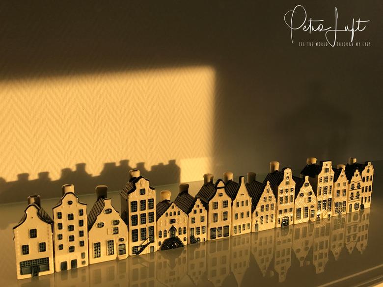Amsterdam Houses -