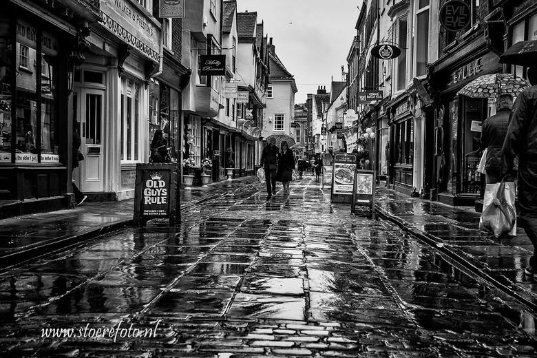 York in de regen - York