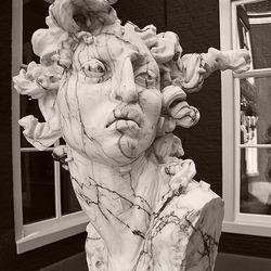 Sculpture by Javier Marín