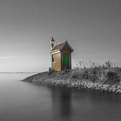 Zonsopgang Volendam Haven