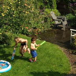 Jaarlijks watergevecht